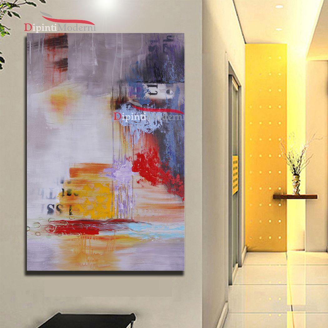 Quadri moderni corridoio dipinti moderni for Quadri moderni in offerta