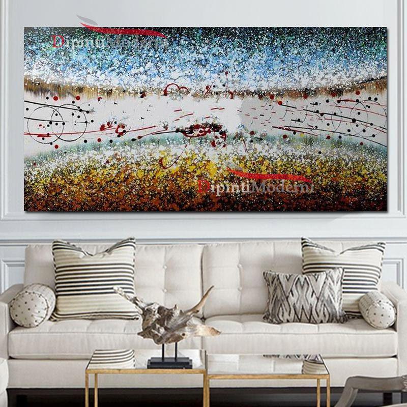 Quadri su tela profondit immagine dipinti moderni - Ikea quadri su tela ...