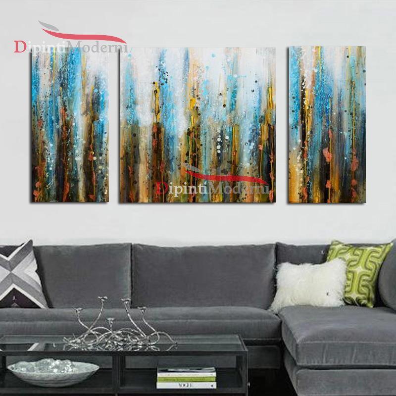 Tele quadri astratti with tele quadri astratti quadri for Quadri decorativi arredamento
